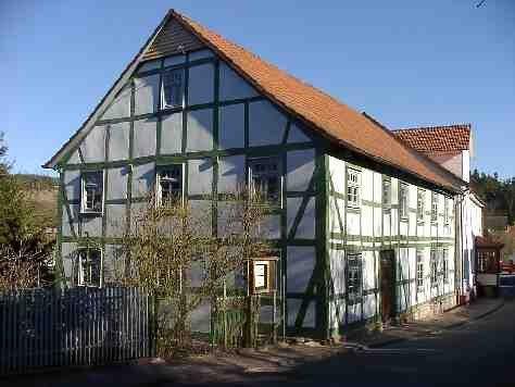 Vöhl Synagoge