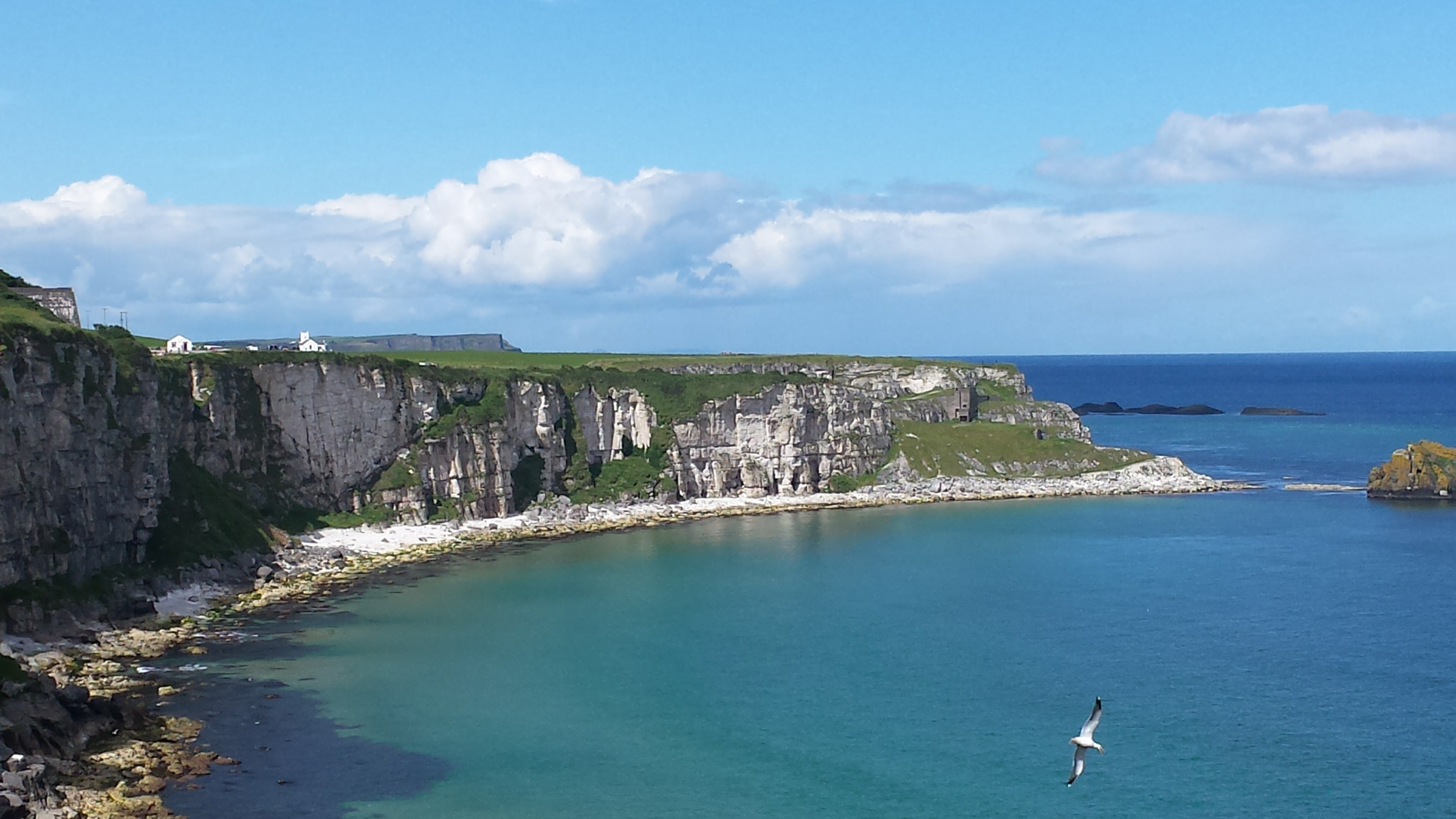 Coast near Portsrush, Northern Ireland