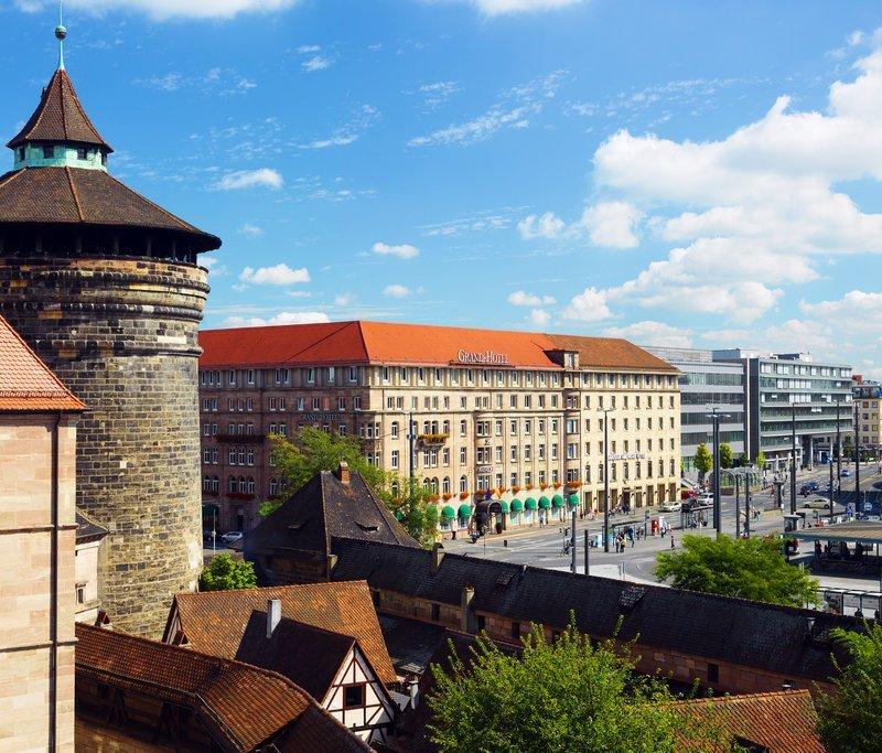 Le Meridien Grand Hotel Nurnberg