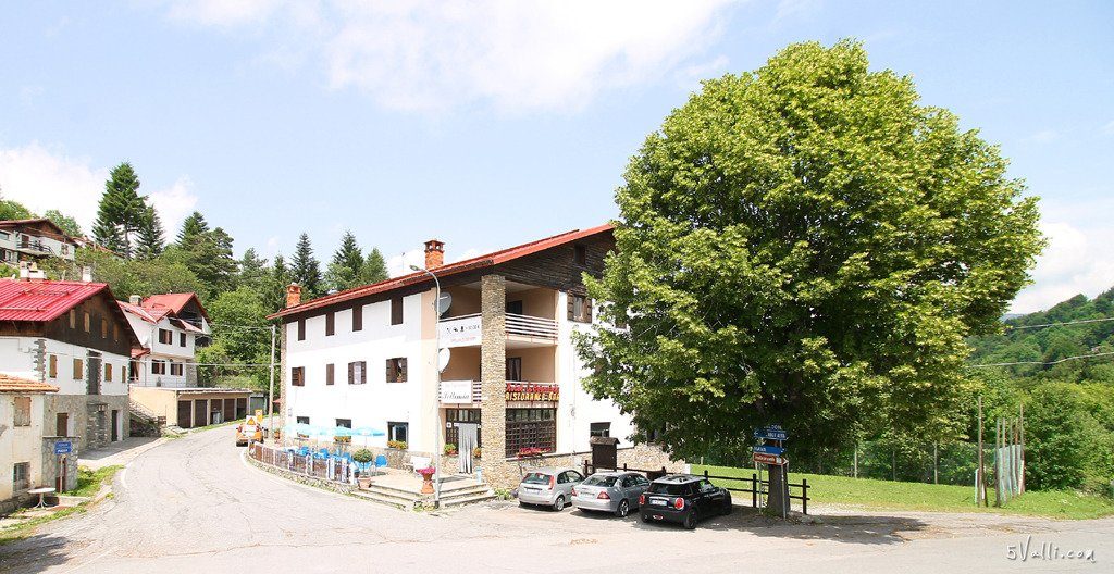 Hotel Ristorante San Bernardo  da Settimia