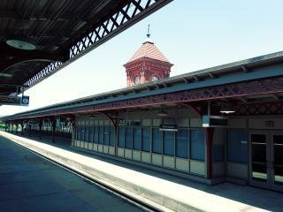 Wilmington Train Station