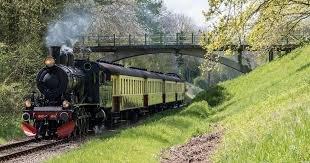De Miljoenenlijn steam train