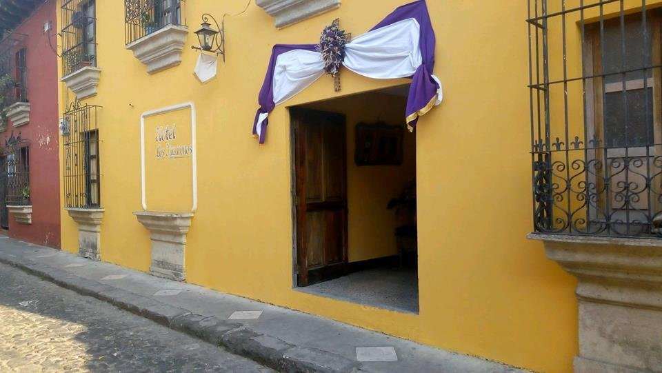 Hotel Los Nazarenos