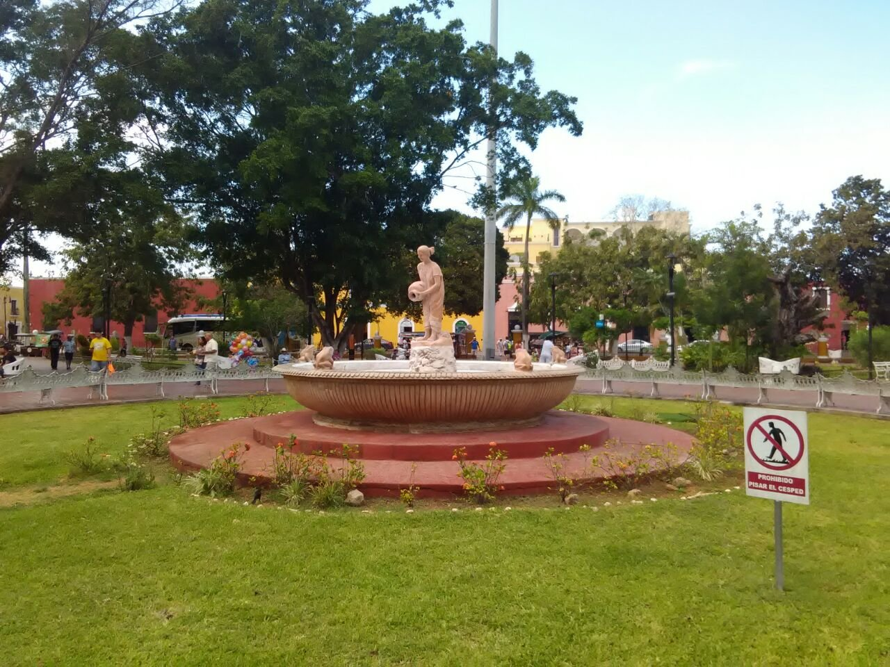 Valladolid Plaza