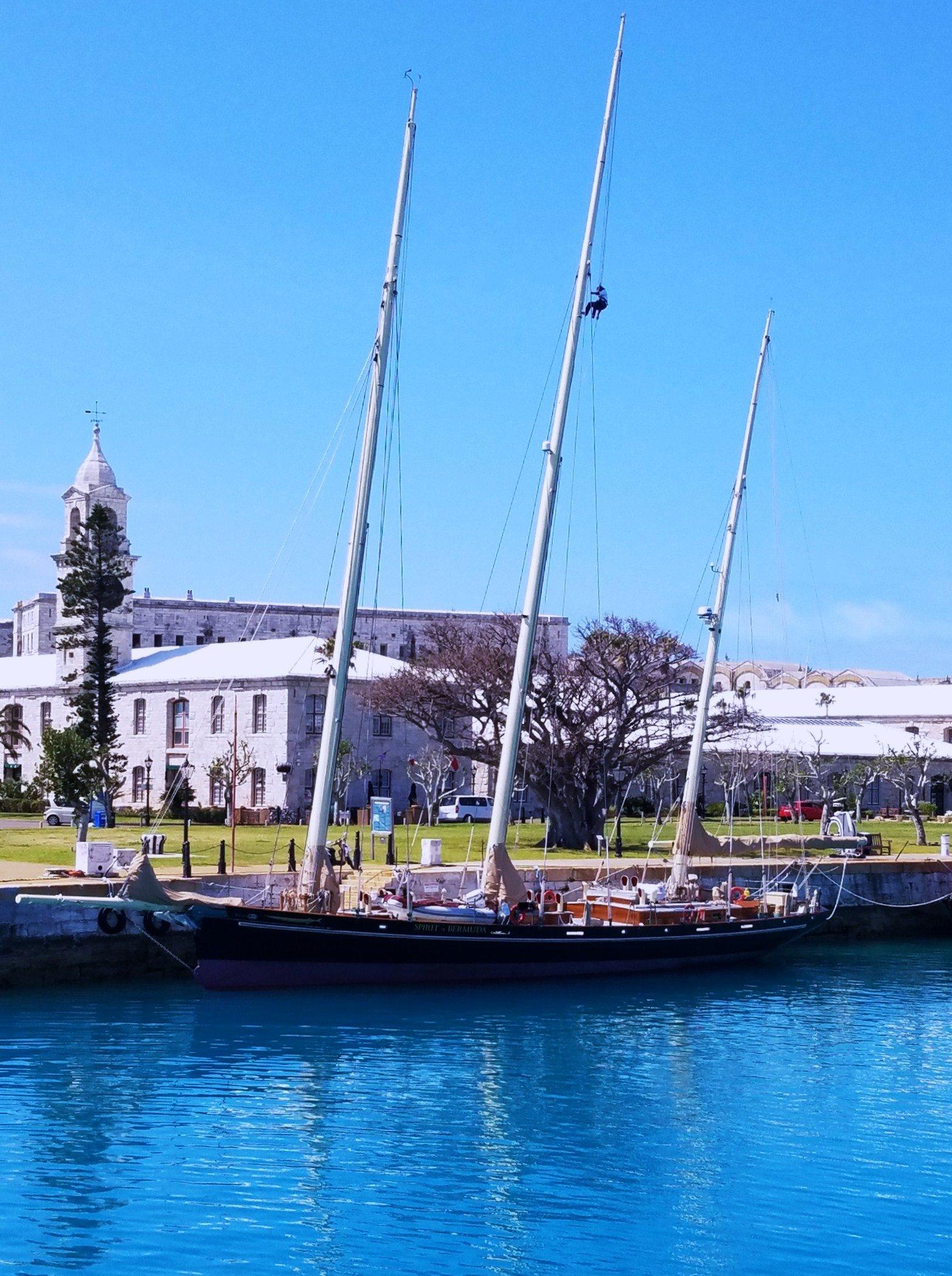 The Spirit Of Bermuda @ Historic King's Wharf