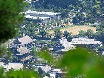 The Site of Asahiyama Castle