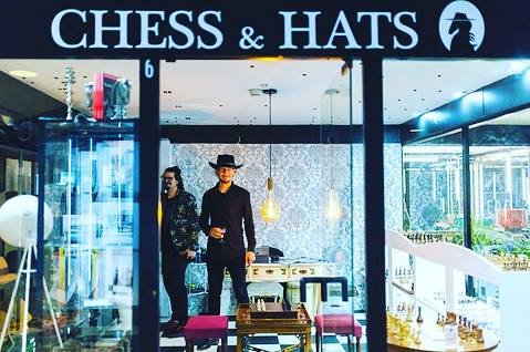 Chess & Hats