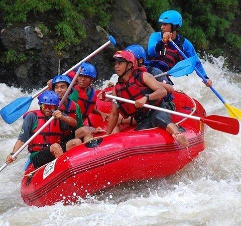 Bali Rafting Ayung Ubud