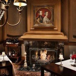 Royalty caliber dining