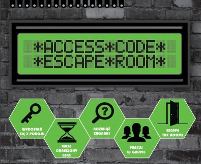 Access Code Escape Room