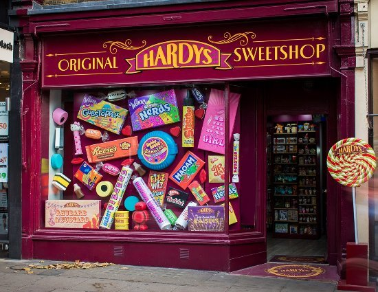 Hardys Original Sweetshop