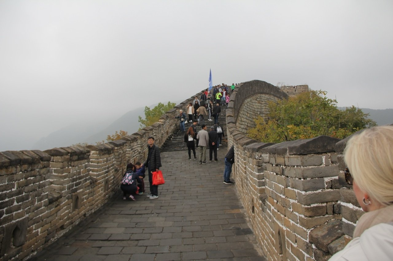 China BeiJing MuTianYu Great Wall