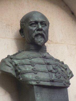 Buste d'Emile Decroix