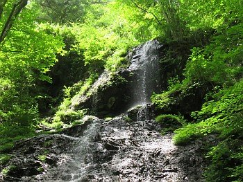 Gongen Waterfall