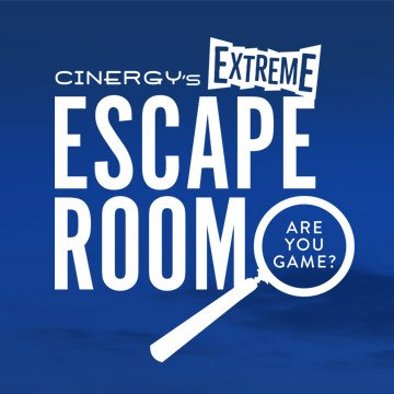 ‪Cinergy's Extreme Escape Room‬