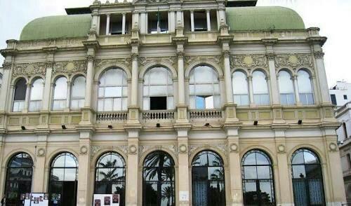 Théâtre National Algérien Mahiedine Bachtarzi