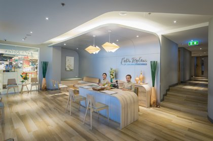 Let's Relax Spa : Mbk Center