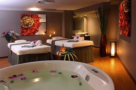 Let's Relax Spa : Mandarin Hotel Samyan