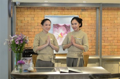 Let's Relax Spa : Chiang Mai Tha Pae