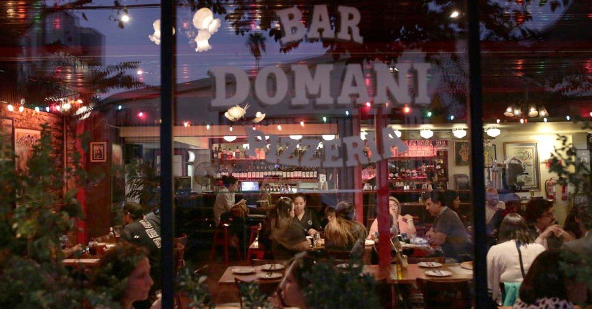 Bar Pizzeria Domani