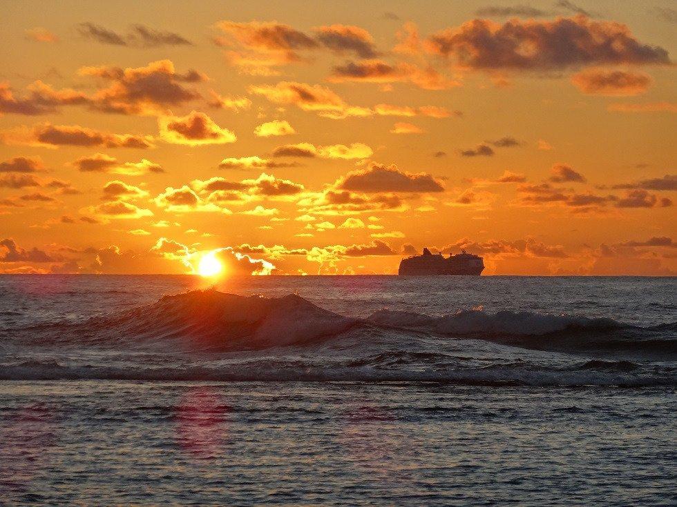 Круизы по Гавайским островам.