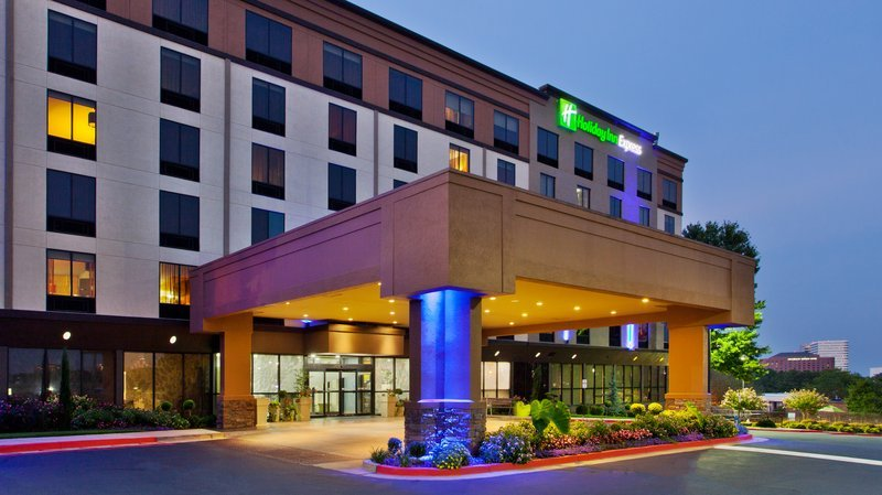 Holiday Inn Express Atlanta Galleria - Ballpark Area