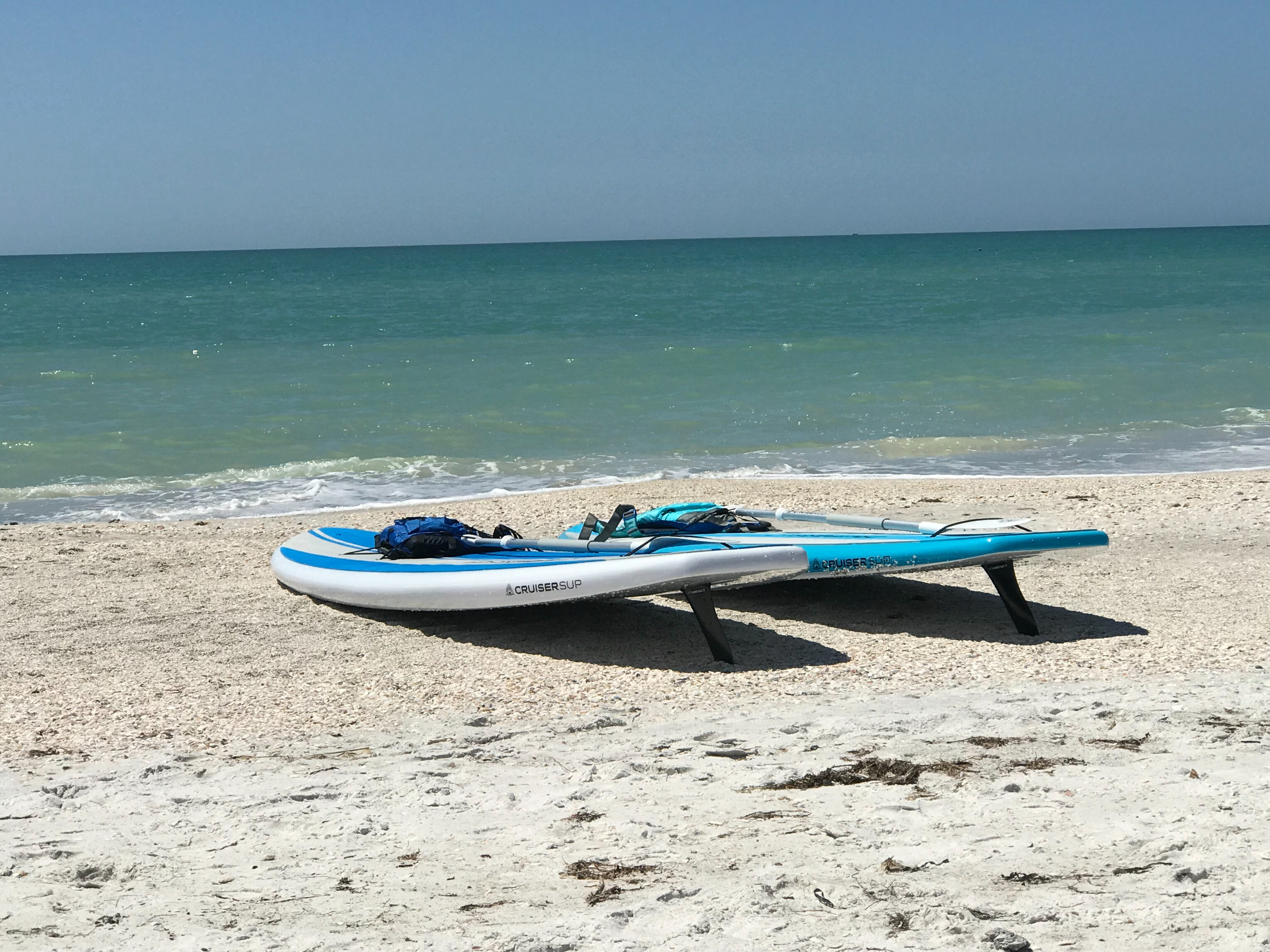 Great day of SUPing!