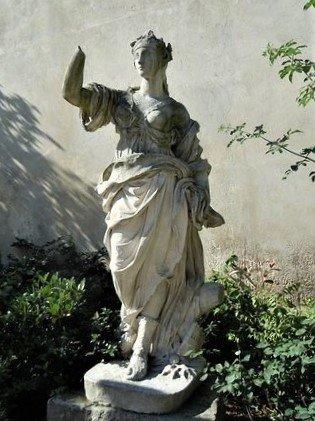 Sculpture La Pomone