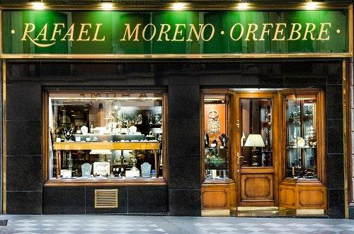 Rafael Moreno Orfebre