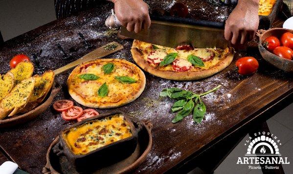 La Esquina Artesanal Pizzeria - Trattoria