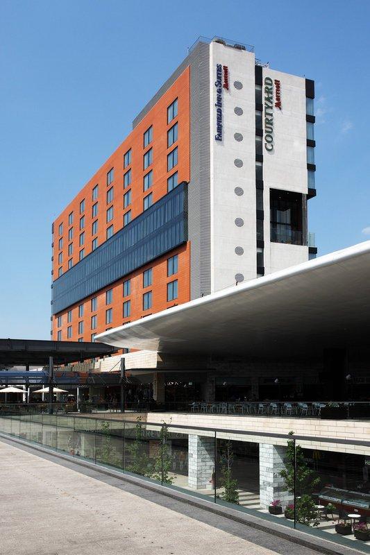 Fairfield Inn & Suites by Marriott Mexico City Vallejo