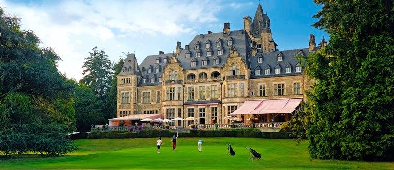 Schloss Hotel Kronberg