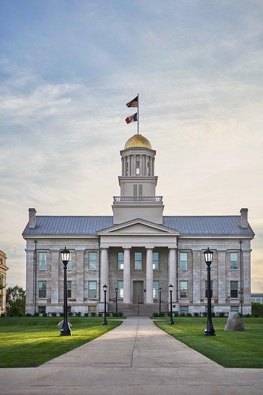 Graduate Iowa City