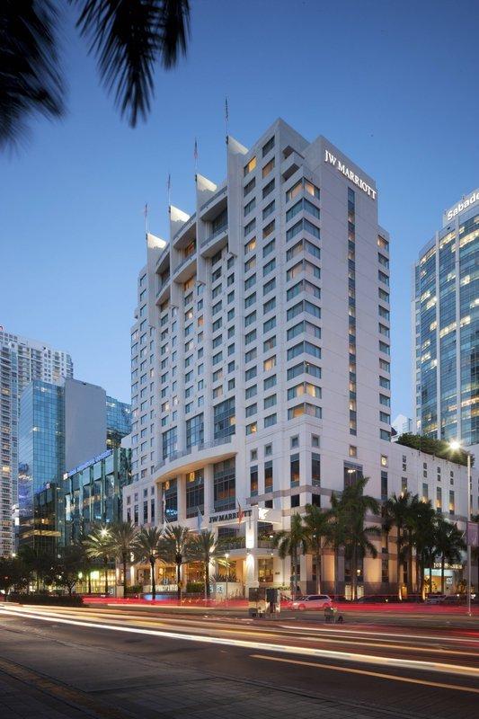 JW Marriott Miami