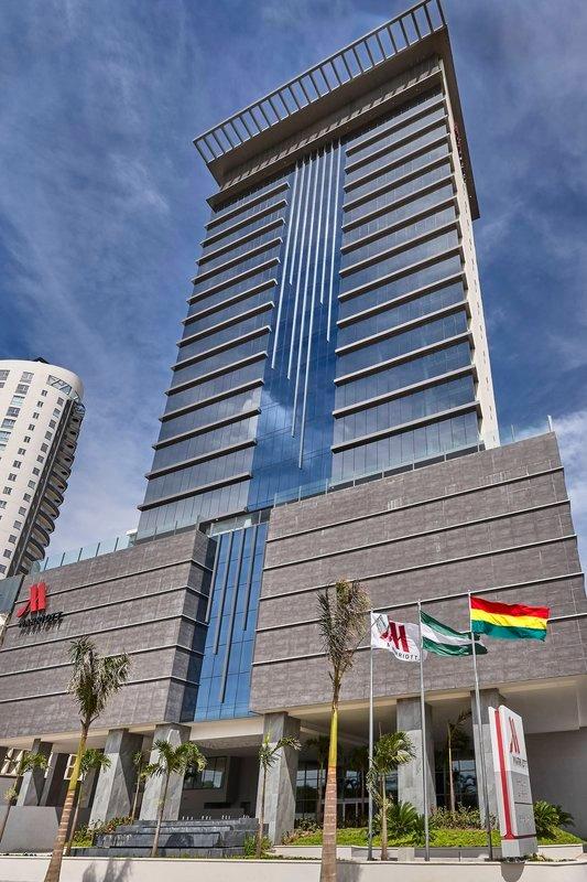 Marriott Santa Cruz de la Sierra Hotel