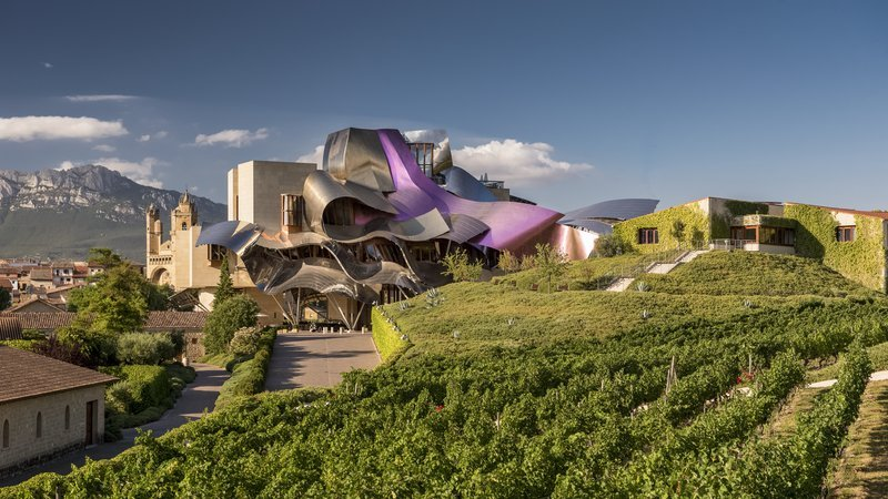 Hotel Marques de Riscal, a Luxury Collection Hotel, Elciego