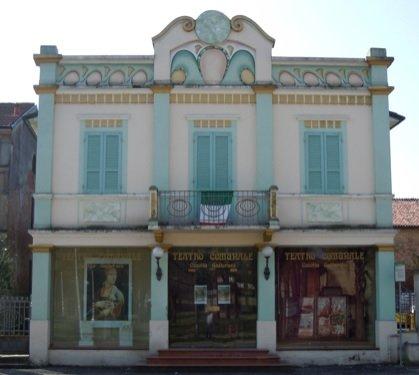 Teatro Comunale Cecilia Gallerani
