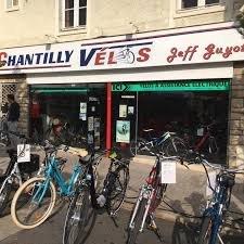 Chantilly Velos