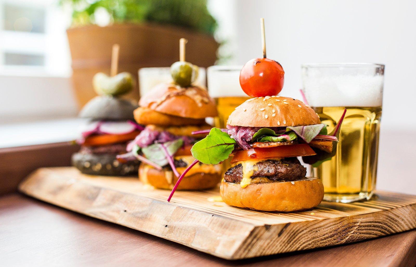 Mini Burger Factory