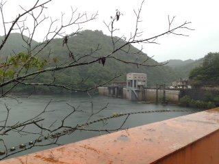 Odomari Dam