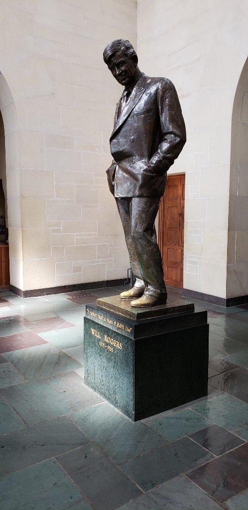 Will Rogers Memorial Museum, Claremore, OK, Sep 2018