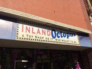 Inland Octopus