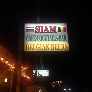 Siam Cafe Cocktails Bar Belgian Beers
