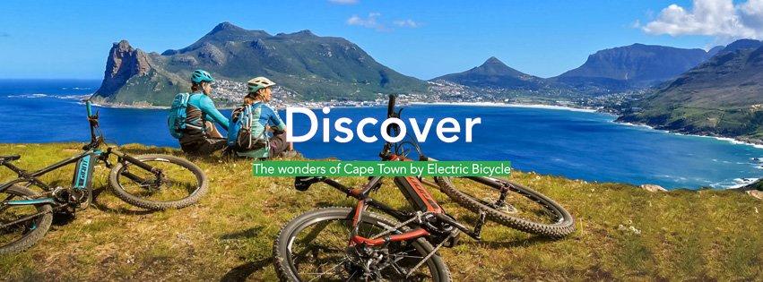 E-Bikes Cape Town