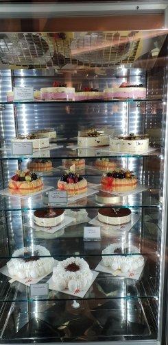 Meucci Pasticceria Le torte