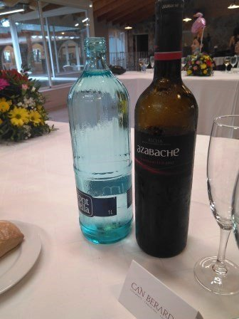 Agua y vino