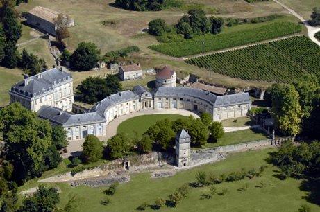 Le Château du Bouilh