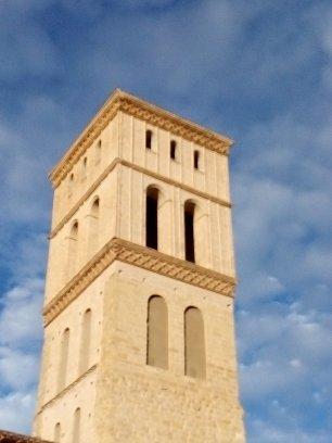 Torre Mùdèjar de la Iglesia.