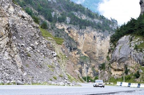 Kadargavanskiy Canyon