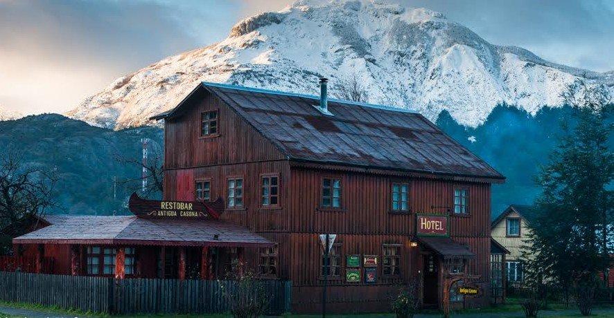Antigua Casona Patagonia Hotel - Italian Restaurant